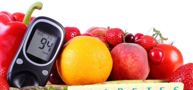 nutrición en personas con diabetes