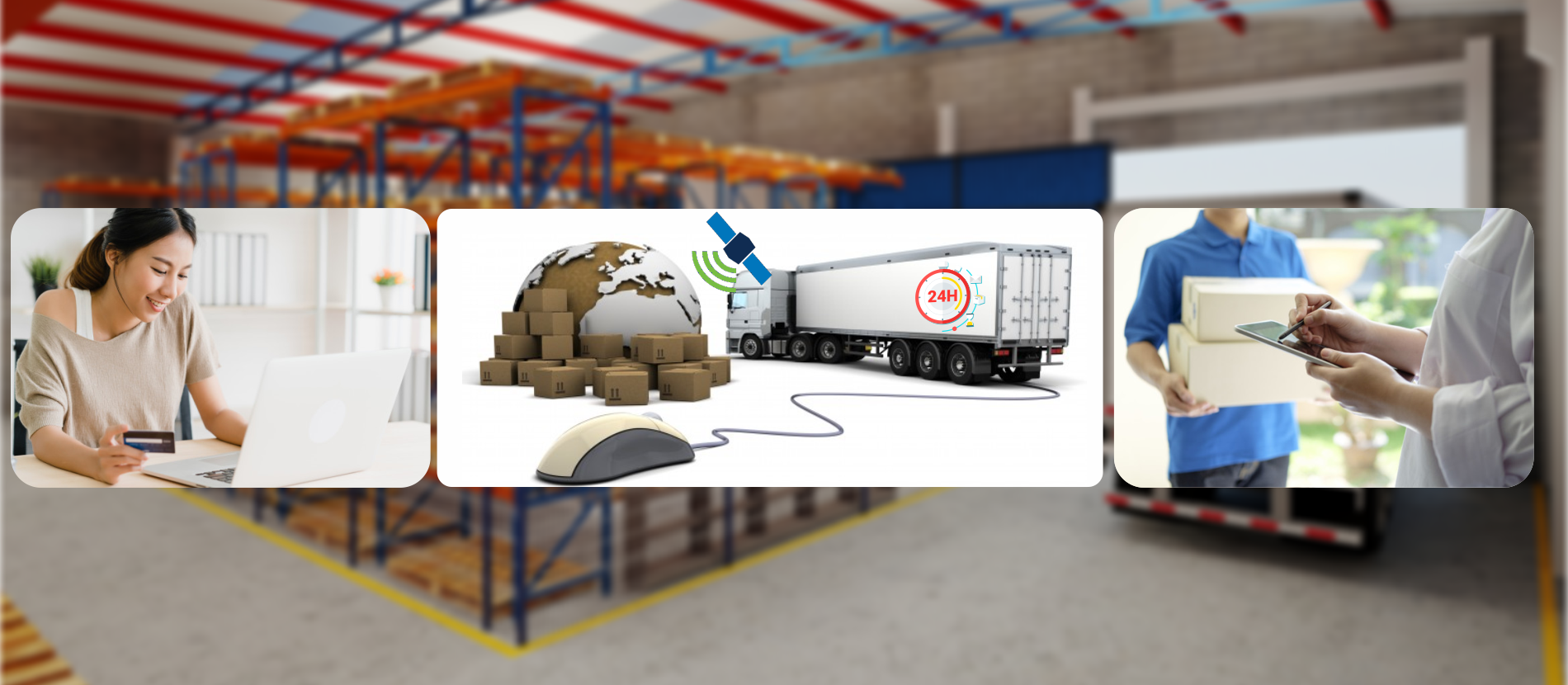 logística y tecnología van de la mano